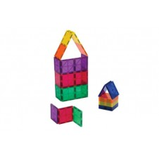 PlayMags- 30 Pieces Squares Set