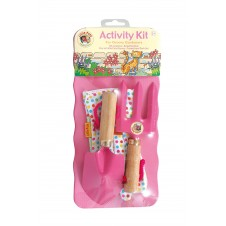 Little Pals- Activity Kit - Pink