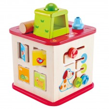 Hape- Friendship Activity Cube
