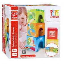 Hape- Friendship Tower