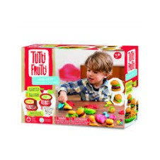 Tutti Frutti- Hamburgers Play Dough