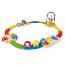 Hape- Musical Rainbow Railway