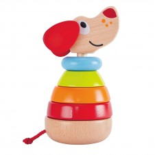 Hape- Pepe Sound Stacker