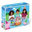 Peppa Pig- Birthday Cake Dough Playset