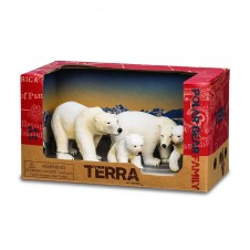 Terra - Polar Bear Family