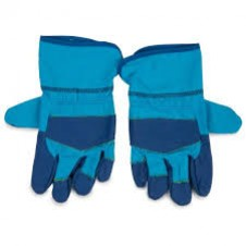 Little Pals- Garden Rigger Gloves - Blue