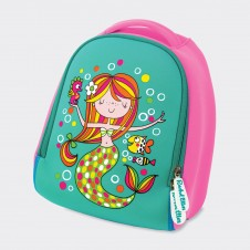 Rachel Ellen Small Neoprene Rucksack - Mermaid
