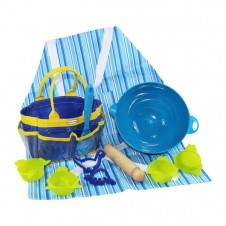 Little Pals- Junior Baking Set Star Baker - Blue
