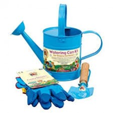 Little Pals- Garden Watering Can Kit - Blue
