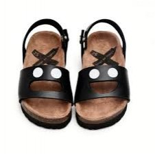 BOXBO Wistiti Sandals Black