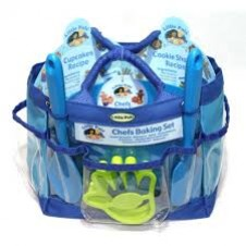 Little Pals- Chef's Baking Set - Blue