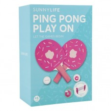 Ping-Pong Play On - Ice Cream