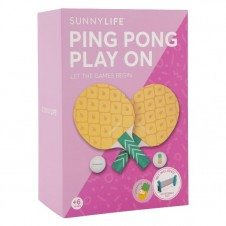 Ping-Pong Play On - Pineapple