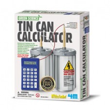 Tin Can Calculator Kit