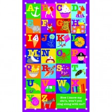 Illuminations LED Canvas - Alphabet Canvas