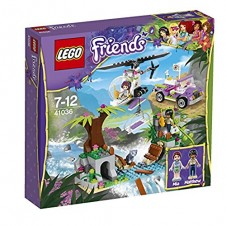 LEGO Friends: Jungle Bridge Rescue