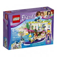 LEGO Friends Heartlake Surf Shop Building Kit