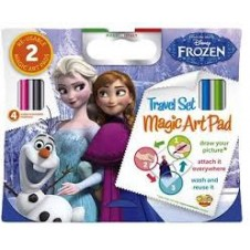 Magic Sticky Disney Frozen Art Pad