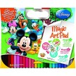 Magic Sticky Mickey Mouse Art Pad