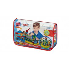 Mega Blocks 130 Piece Deluxe Starter Set