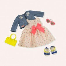 Bright as the Sun - Our Generation Dolls Deluxe Outfit