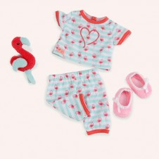 Early Bird - Our generation Dolls Deluxe Outfit