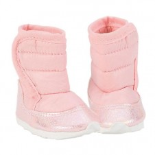 Rosy Snow Boots