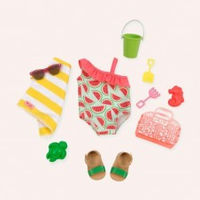 Slice of Fun - Our generation Dolls Deluxe Outfit