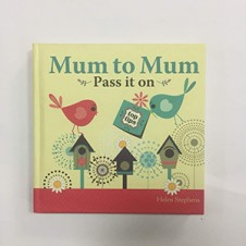 Mum-to-Mum Pass it On Top tips
